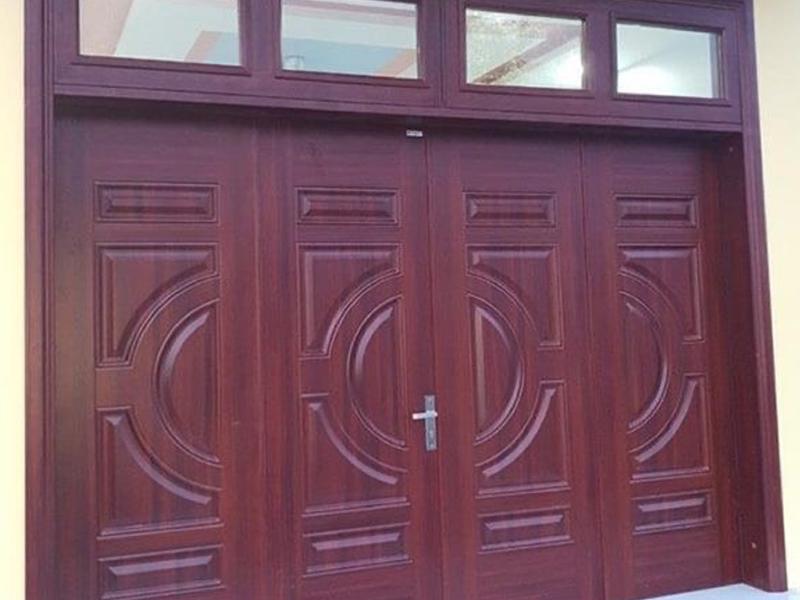 Cửa gỗ VA7074