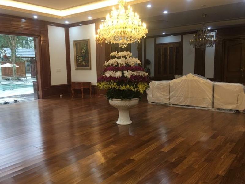 Sàn gỗ Lim VA4844