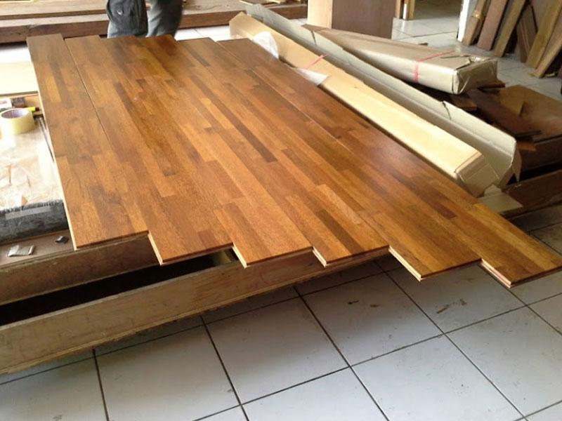 Sàn gỗ tự nhiên Căm xe FJL