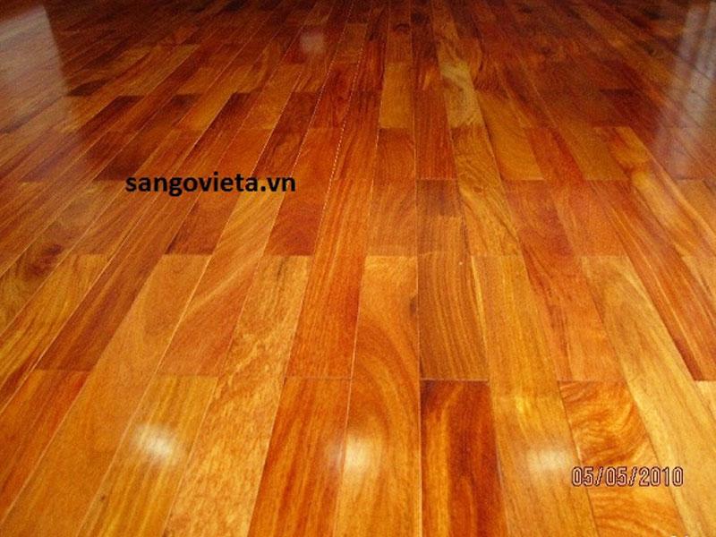 Sàn gỗ Gõ đỏ (15x90x900)